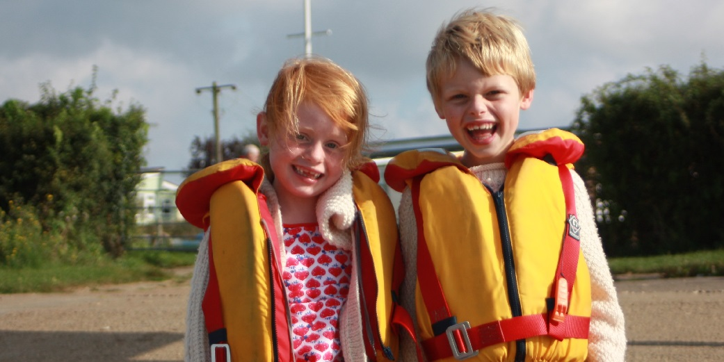 Families are welcome at Up River Yacht Club